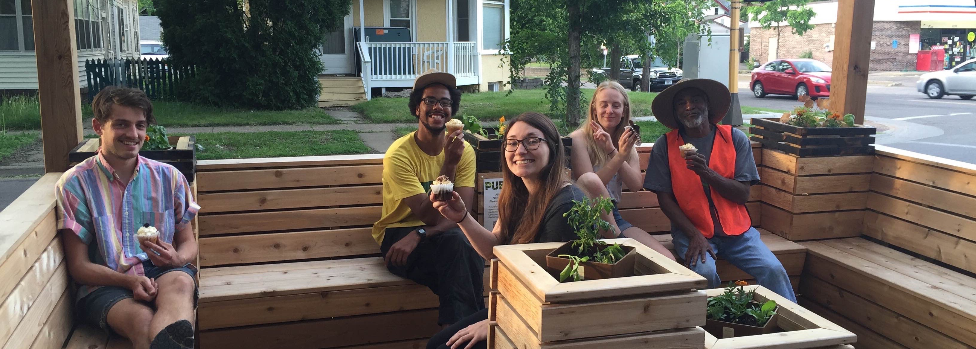 Parklets that Empower